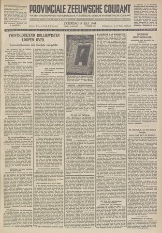 Provinciale Zeeuwse Courant 1941-07-05
