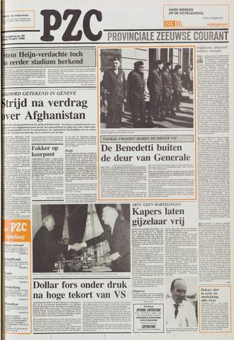 Provinciale Zeeuwse Courant 1988-04-15
