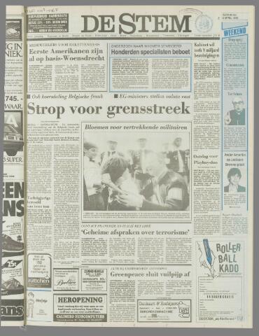 de Stem 1986-04-05