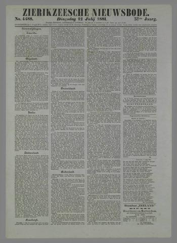 Zierikzeesche Nieuwsbode 1881-07-12