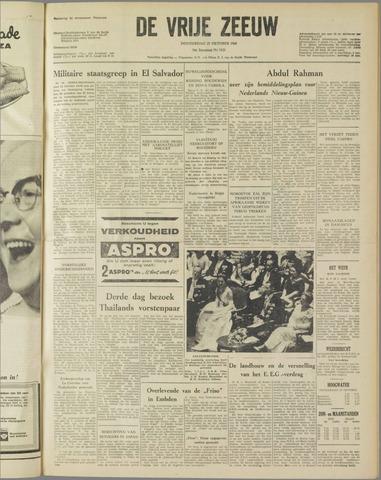 de Vrije Zeeuw 1960-10-27