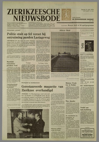 Zierikzeesche Nieuwsbode 1975-04-08
