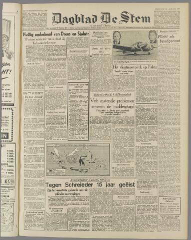 de Stem 1949-01-19