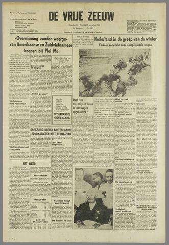 de Vrije Zeeuw 1965-11-22