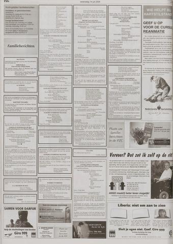Provinciale Zeeuwse Courant 14 Juli 2004 Pagina 34