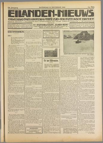 Eilanden-nieuws. Christelijk streekblad op gereformeerde grondslag 1940-12-21