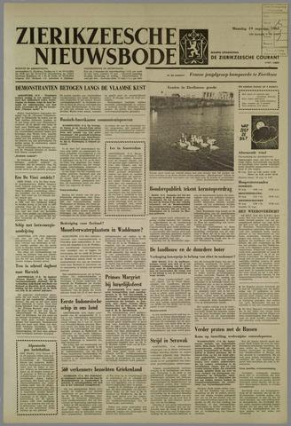 Zierikzeesche Nieuwsbode 1963-08-19
