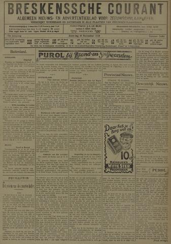 Breskensche Courant 1929-11-16