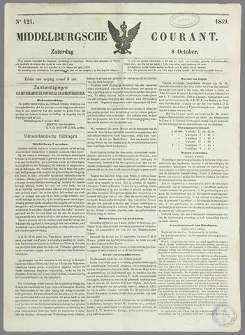 Middelburgsche Courant 1859-10-08