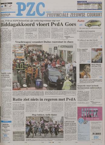 Provinciale Zeeuwse Courant 2006-03-10