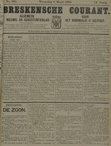 Breskensche Courant 1905-03-08
