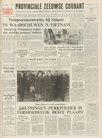 Provinciale Zeeuwse Courant 1968-12-20