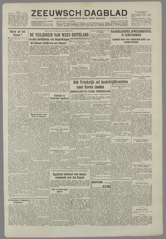 Zeeuwsch Dagblad 1950-08-23