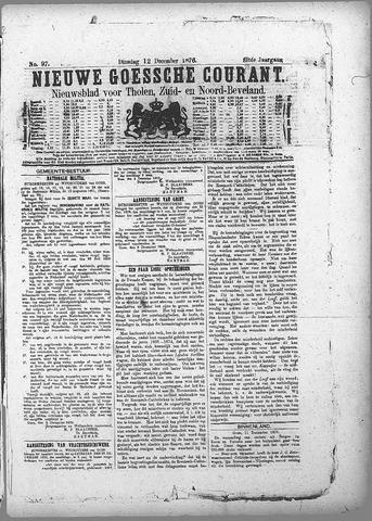 Nieuwe Goessche Courant 1876-12-12