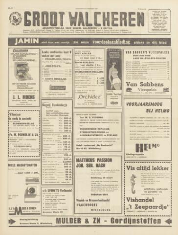 Groot Walcheren 1967-03-09