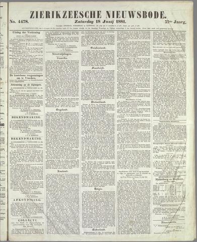 Zierikzeesche Nieuwsbode 1881-06-18
