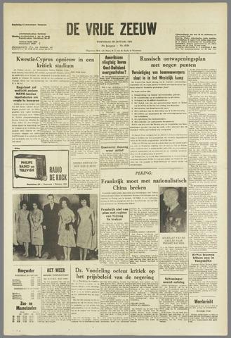de Vrije Zeeuw 1964-01-29