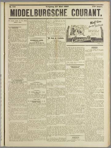 Middelburgsche Courant 1927-05-27
