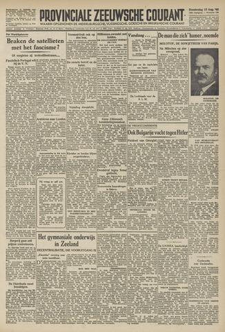Provinciale Zeeuwse Courant 1946-08-15