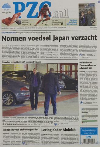 Provinciale Zeeuwse Courant 2011-03-31