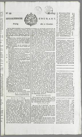 Zierikzeesche Courant 1824-12-10
