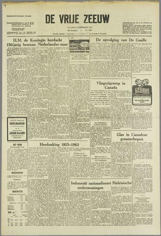 de Vrije Zeeuw 1963-12-02