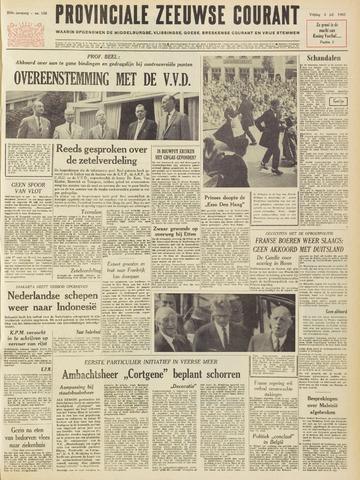 Provinciale Zeeuwse Courant 1963-07-05