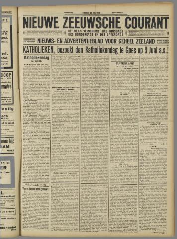 Nieuwe Zeeuwsche Courant 1926-05-25