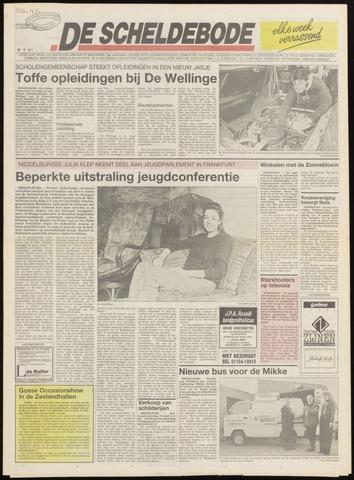 Scheldebode 1991-03-13