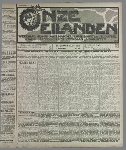 Onze Eilanden 1919-03-01