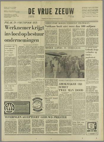 de Vrije Zeeuw 1970-07-22