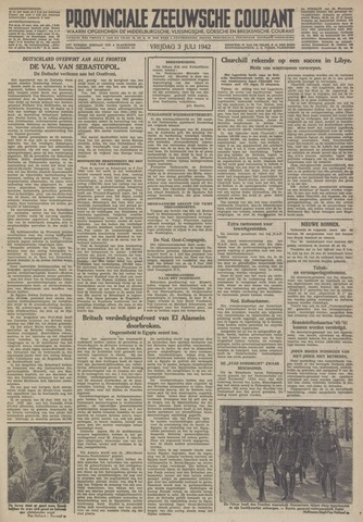 Provinciale Zeeuwse Courant 1942-07-03