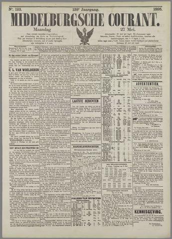 Middelburgsche Courant 1895-05-27