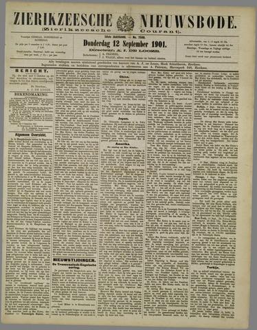 Zierikzeesche Nieuwsbode 1901-09-12
