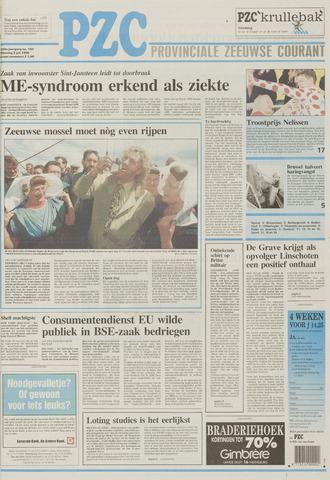 Provinciale Zeeuwse Courant 1996-07-02