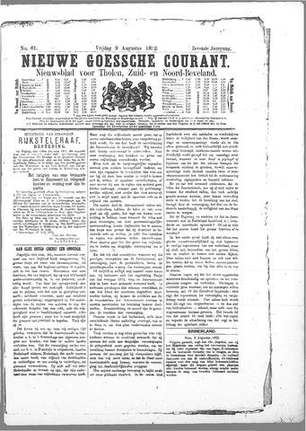 Nieuwe Goessche Courant 1872-08-09