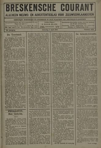 Breskensche Courant 1919-04-05