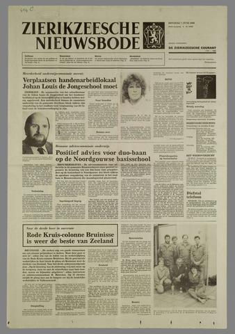 Zierikzeesche Nieuwsbode 1988-06-07