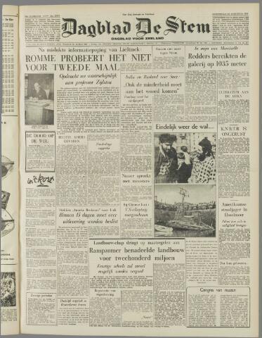 de Stem 1956-08-23