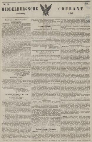 Middelburgsche Courant 1850-05-02