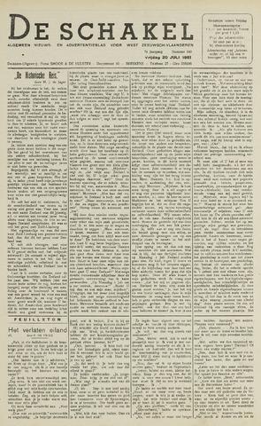 De Schakel 1951-07-20