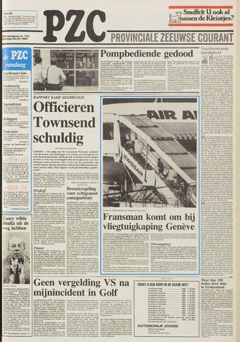 Provinciale Zeeuwse Courant 1987-07-25