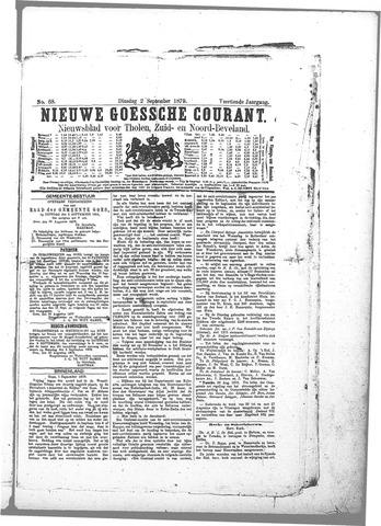 Nieuwe Goessche Courant 1879-09-02