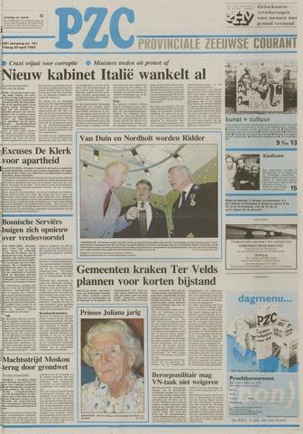 Provinciale Zeeuwse Courant 1993-04-30