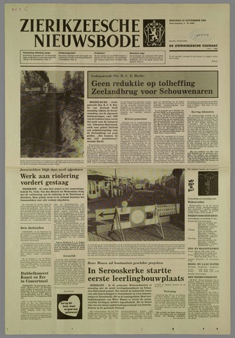 Zierikzeesche Nieuwsbode 1984-11-13