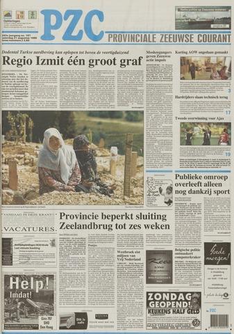 Provinciale Zeeuwse Courant 1999-08-21