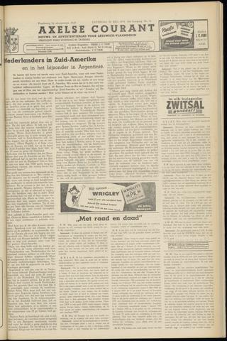 Axelsche Courant 1954-07-24