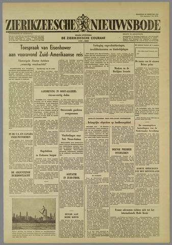 Zierikzeesche Nieuwsbode 1960-02-22