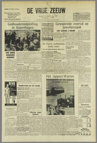de Vrije Zeeuw 1964-09-28
