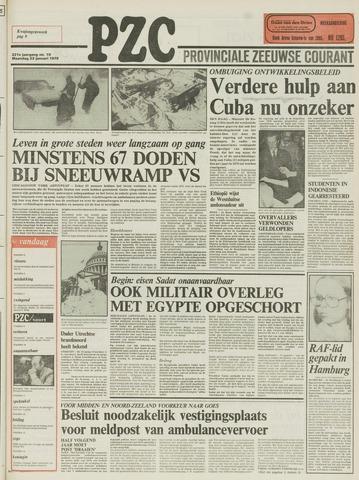 Provinciale Zeeuwse Courant 1978-01-23
